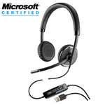 Plantronics Blackwire C520-M Over-the-Head Binaural USB Headset (88861-02)