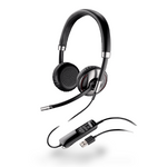 Plantronics Blackwire C720 Over-the-Head Binaural USB & Bluetooth Headset (87506-12)