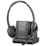 Plantronics Savi W720 Wireless Over-the-Head Binaural Headset, DECT 6.0 (83544-01)