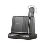 Plantronics Savi W740 Wireless Convertible 3-in-1 Headset, DECT 6.0 (83542-01)