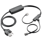 Plantronics APV-66 Electronic Hookswitch (EHS) Cable for Avaya EU24 Port (38633-11)