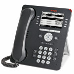 Avaya 9608G IP Gigabit Phone with Display - Global Icon Version