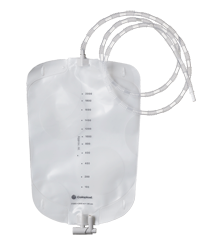 Coloplast Assura and SenSura Urostomy Night Drainage Bag with Anti-Reflux Valve