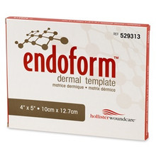 "529311 Endoform Dermal Template Collagen Wound Dressing, 2"" x 2"" (5 cm x 5 cm)"
