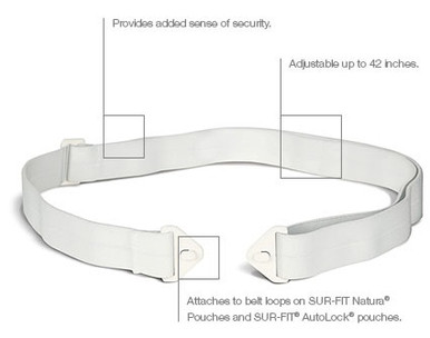 175507 Convatec Ostomy Appliance Belt Parthenon Company