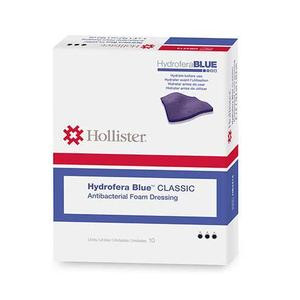 "Hollister Hydrofera Blue® Foam Dressing without Border 2"" x 2"""