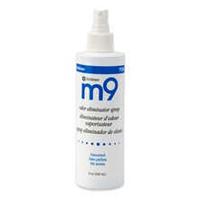 7733 m9 Odor Eliminator Unscented Spray 8 ounce