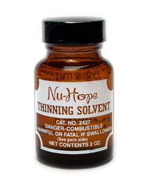 Nu-Hope Adhesive Thining Solvent 2 ounce