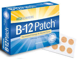 Vitamin B-12 Dermal Patches (1,000 mcg)