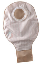 401507 ConvaTec SUR-FIT Natura Drainable Ostomy Pouch with a 1-3/4 inch flange and two sided comfort panel. Ten inches in length.