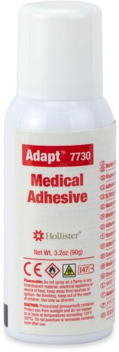 Hollister Medical Adhesive Spray 7730, 3.2 ounce (90 g) Spray Aerosol Can