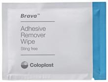 Brava Adhesive Remover Wipes 30/box