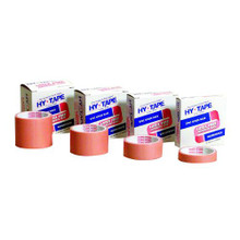 HYTAPE 2 inch x 5 yards, PINK, WATERPROOF, Latex Free, TAPE