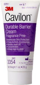 Cavilon Durable Barrier Cream, 1 oz. tube, 3354