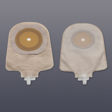 8460 Urostomy Bag With Flat Barriers Hollister Ostomy
