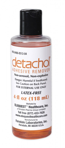 Detachol Adhesive Remover 4 ounce