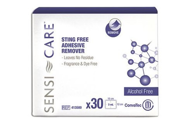 413500 Convatec Sensi-Care Adhesive Remover Wipes 30/box