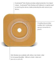 SUR-FIT Natura® Durahesive Skin Barrier w/ Flange, 41315x
