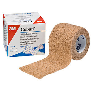 1584 Coban Adherent Wrap The Parthenon Company Medical