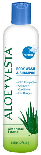 Aloe Vesta Body Wash & Shampoo