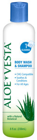 324609 ConvaTec Skin Care Aloe Vesta Body Wash & Shampoo
