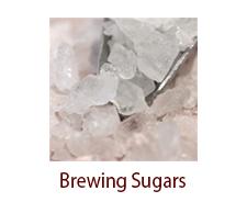 Brewing Sugars
