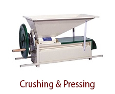 Crushing and Pressing Equipment