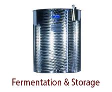 Fermentation & Wine Storage Equipment