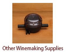 Additional Winemaking Supplies & Equipment