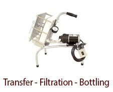 Transfer, Filtration & Bottling Equipment