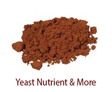Yeast Nutrient & Other Wine Additives
