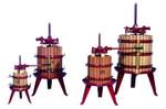 #45 Wood Basket Press