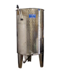 1000 Liter Stainless Conical Tank