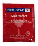 Yeast - Red Star Montrachet