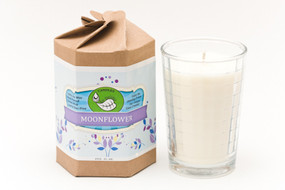 Moonflower 5 oz glass