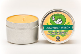 Cucumber Melon Travel Tin