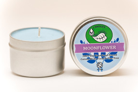 Moonflower Travel Tin