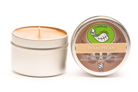 Texas Pecan Travel Tin