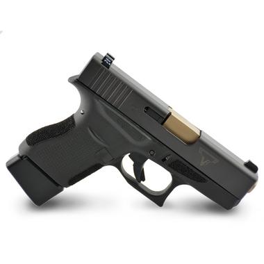Glock 43/42 Stippling - Taran Tactical Innovations, LLC