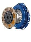 SPEC Clutch For Saab 9-3 X 2008-2009 2.8L Turbo X, Aero XWD Stage 2 Clutch (SS982)