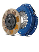 SPEC Clutch For Toyota Corolla 1200 1970-1974 1.2L to 4/74 Stage 2 Clutch (ST252)