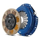 SPEC Clutch For Volkswagen Jetta IV 1999-2001 1.9L TDI thru 11/00 Stage 2 Clutch (SV492)