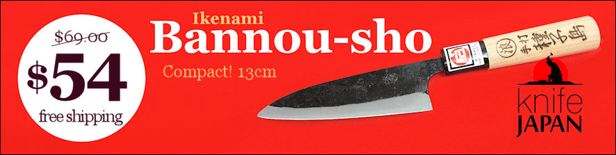 Short & sharp, ideal for use at the table. Click for more info and specs.