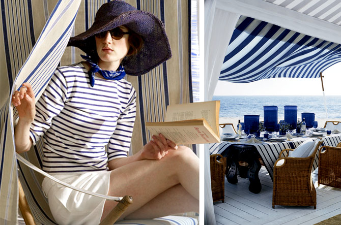RL Classics - The Nautical Stripe