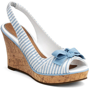 South Sea Wedge Sandal