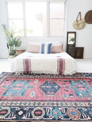 Persia  Upcycled Rug  -preorders open