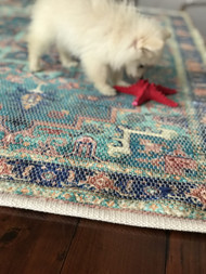 Modern Bohemian Upcycled Small Rug- PREORDERS OPEN