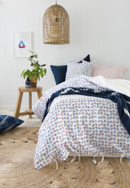 Voyage Quilt Cover -single size