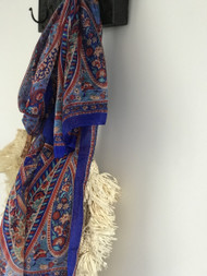 Amalfi Pure Silk Scarve - sold out