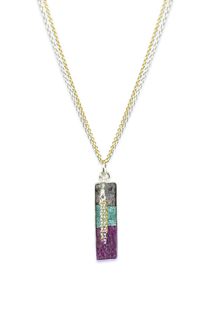 Waterfall Necklace - 2